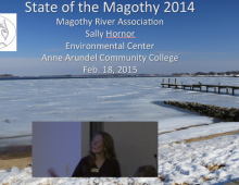 2014 State of the Magothy Presentation
