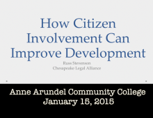 How Can Citizen Improve Development